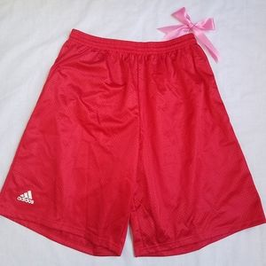 adidas shorts.  men's sportswear